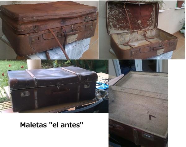 antes maletas