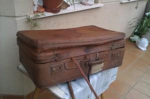maleta piel antes
