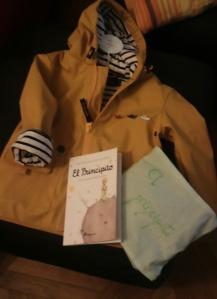 los dos principitos y chaqueta